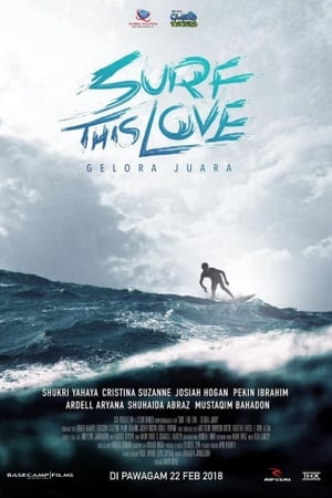 Surf This Love: Gelora Juara