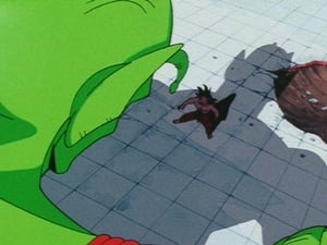 Piccolo Daimao and the Super Giant Technique