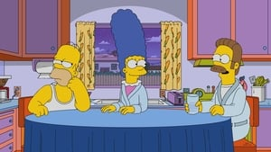 The Simpsons Season 29 :Episode 19  Left Behind