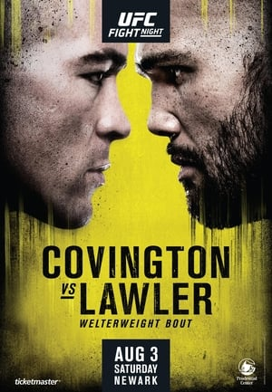 UFC on ESPN 5: Covington vs. Lawler (2019)