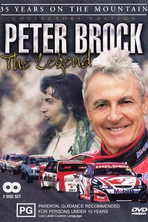 Peter Brock The Legend: 35 Years On The Mountain