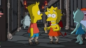 The Simpsons Season 26 :Episode 4  Treehouse of Horror XXV