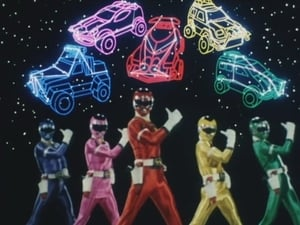 Super Sentai Season 20 : Fighting for Traffic Safety!