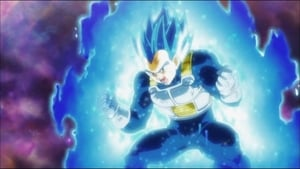 Surpass Even a God! Vegeta's Desperate Blow!!