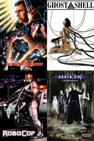 cyberpunk poster