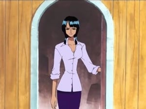 Beware Her Scent! The Seventh One is Nico Robin!