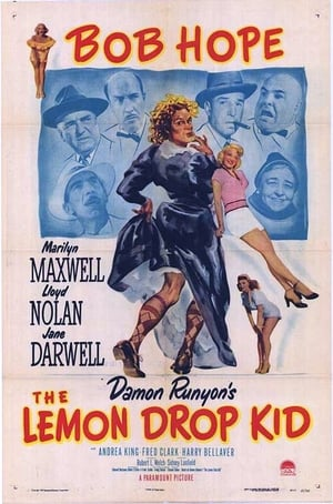 Capa do filme The Lemon Drop Kid