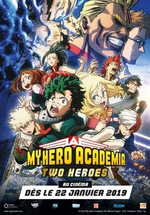 Télécharger My Hero Academia : Two Heroes ou regarder en streaming Torrent magnet