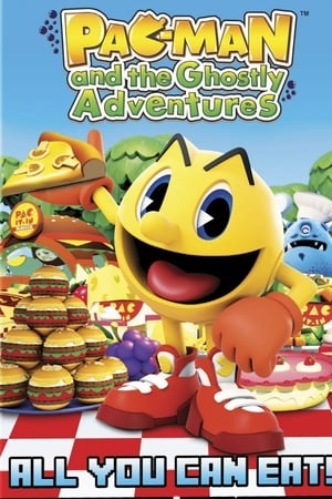 Pac-Man and the Ghostly Adventures: All You Can Eat! (1970)