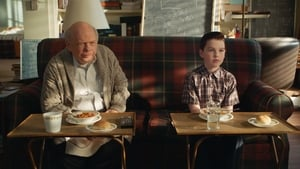 Young Sheldon Season 2 :Episode 18  A Perfect Score and a Bunsen Burner Marshmallow