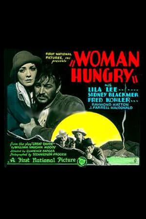 Woman Hungry