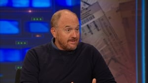 The Daily Show with Trevor Noah Season 20 :Episode 141  Louis C.K.