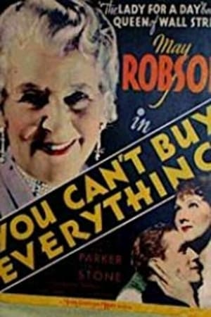 You Can't Buy Everything (1934)