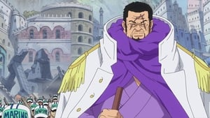 Unprecedented - The Shocking Decision of Admiral Fujitora!