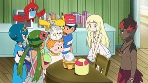 Pokémon Season 20 : Lillie's Egg-xhilarating Challenge!
