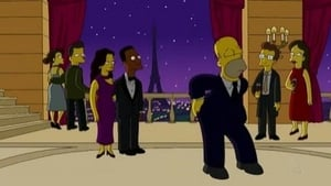 The Simpsons Season 21 :Episode 5  The Devil Wears Nada