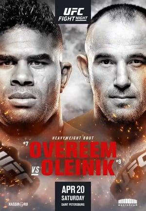 UFC Fight Night 149: Overeem vs. Oleinik