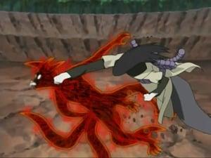 Naruto Shippūden Season 2 :Episode 42  Orochimaru vs. Jinchuriki