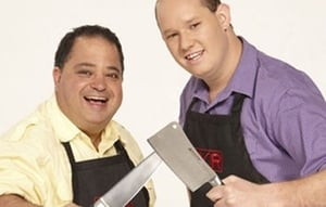 My Kitchen Rules Season 2 :Episode 1  Episode 01 - Artie and Johnny (QLD)