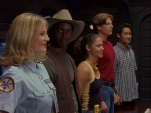 Power Rangers season 8 Episode 1