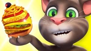 Taco Spaghetti Burger