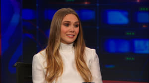 The Daily Show with Trevor Noah Season 19 : Elizabeth Olsen