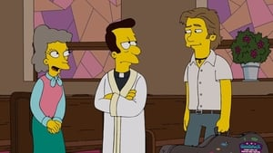 The Simpsons Season 31 :Episode 19  Warrin' Priests (1)