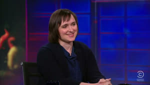 The Daily Show with Trevor Noah Season 16 :Episode 37  Sarah Vowell
