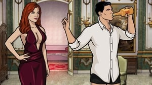 Archer Season 5 :Episode 10  Palace Intrigue: Part I