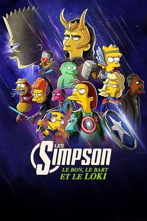 Télécharger Les Simpson: Le Bon, le Bart et le Loki ou regarder en streaming Torrent magnet