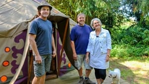 My Unique B&B Season 1 :Episode 7  Becky and David's Yurt
