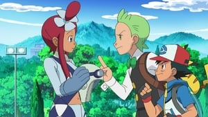 Pokémon Season 15 : Cilan Takes Flight!