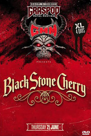 Black Stone Cherry - Graspop Metal Meeting 2018