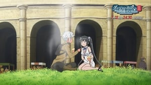 Is It Wrong to Try to Pick Up Girls in a Dungeon? Season 0 :Episode 3  Past & Future