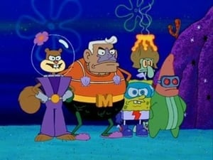 SpongeBob SquarePants Season 3 : Mermaid Man and Barnacle Boy V