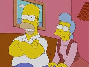 The Simpsons Season 19 :Episode 19  Mona Leaves-a