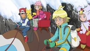 Pokémon Season 18 :Episode 35  Over the Mountain of Snow!