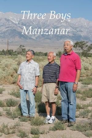 Three Boys Manzanar