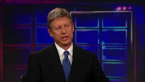 The Daily Show with Trevor Noah Season 17 : Gary Johnson