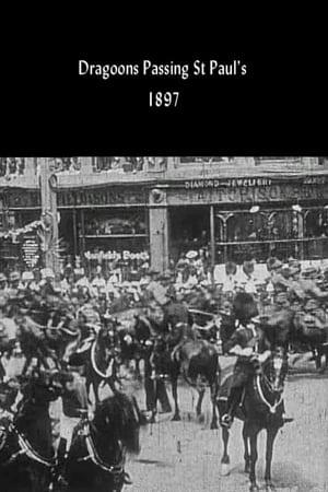 Dragoons Passing St Paul's