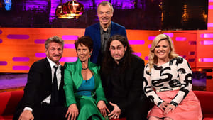Sean Penn, Celia Imrie, Ross Noble, Kelly Clarkson