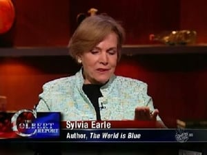 David Javerbaum, Sylvia Earle
