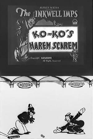 Ko-Ko's Harem Scarem