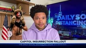 The Daily Show with Trevor Noah Season 26 :Episode 99  Barry Jenkins & Logan Paul