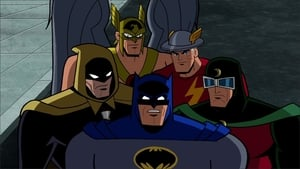 Batman: The Brave and the Bold Season 2 :Episode 5  The Golden Age of Justice!