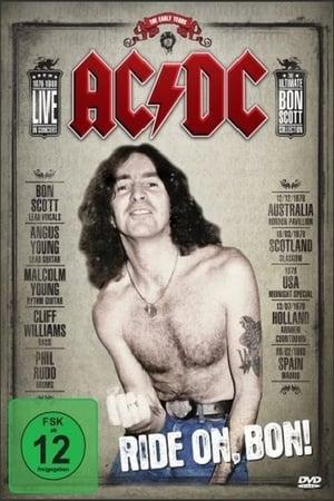 AC/DC - Ride On, Bon!