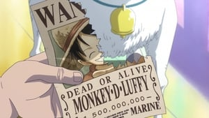 One Piece Season 20 : Going into Action! The Implacable New Admiral of the Fleet - Sakazuki!