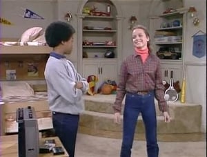 Diff'rent Strokes Season 2 :Episode 22  Skin Deep or True Blue (a.k.a.) Guess Who?