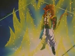 Dragon Ball GT Season 1 :Episode 60  Super Saiyan 4 Fusion