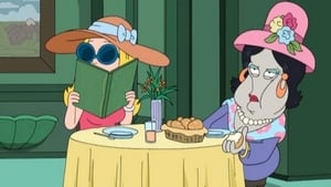 American Dad! Season 4 :Episode 11  Oedipal Panties